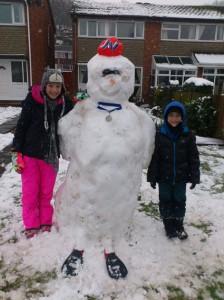 Minifie Snowman
