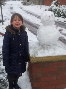 Francesca Davies Snowman